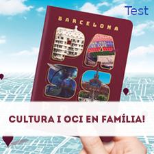 Passeport la route de Barcelone